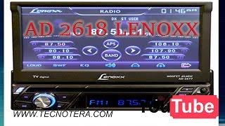 getlinkyoutube.com-Apresentação Técnica DVD Automotivo Lenoxx AD-2618