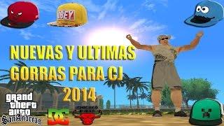 getlinkyoutube.com-GTA San Andreas: ULTIMAS Y DEFINITIVAS GORRAS PARA CJ 2014 Agosto(Chicago Bulls, DC, OBEY etc.)