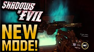 "Shadows of Evil *NEW* MODE EASTER EGG GUIDE! BLACK OPS 3 ZOMBIES ""NOIRE MODE"" TUTORIAL! COD BO3 MODE"