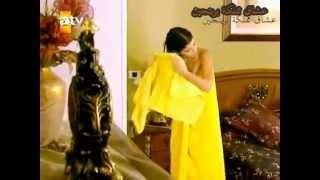 getlinkyoutube.com-مشهد حسان وسمر في غرفة النوم محذوف من حلقة 45 مترجم