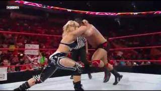 getlinkyoutube.com-Beth Phoenix vs. Santino Marella
