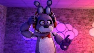 getlinkyoutube.com-BONNIE WANNA ROCK! Five Nights At Freddy's [SFM FNAF Animation]