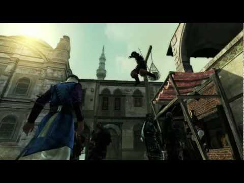 Assassin's Creed Revelations -- Official DLC #2 Trailer [North America]