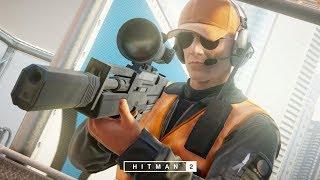 HITMAN 2 - Miami Játékmenet Trailer