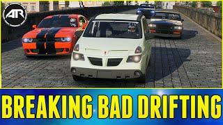 getlinkyoutube.com-Forza 6 Online : BREAKING BAD DRIFTING!!! (800 Horsepower Aztek Drift Build)