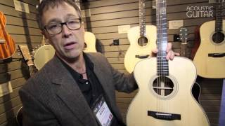 getlinkyoutube.com-Eastman Guitars at Winter NAMM 2013 from Acoustic Guitar