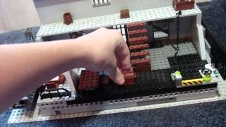 How to prepare your LEGO safe house