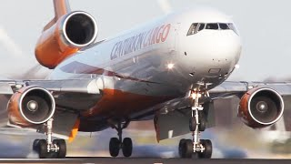 getlinkyoutube.com-Douglas Dc-10 vs McDonnell Douglas MD-11 vs Lockheed Tristar L1011