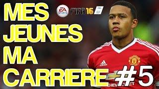 getlinkyoutube.com-FIFA 16 | MES MEILLEURS JEUNES / MA CARRIERE #5