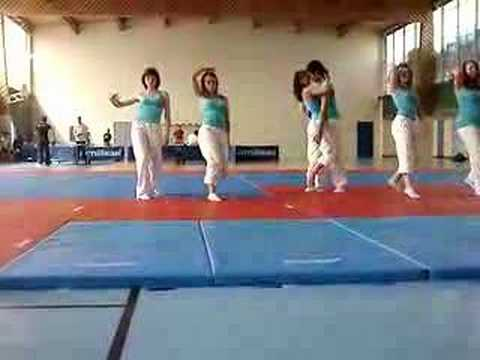 Bac d'accro sport