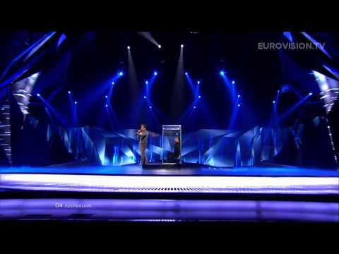 Farid Mammadov - Hold Me (Azerbaijan) - LIVE - 2013 Semi-Final (2)