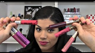 getlinkyoutube.com-$1 Lip Luster! Dupe for Too Faced Liquid Lipsticks?!