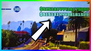 getlinkyoutube.com-TRILLIONS Of Dollars Money Glitch!? - GTA 5 #LastGenProblems Collection of Bugs, Glitches & MORE!