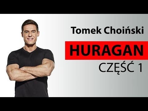 TOMASZ CHOINSKI - BE ACTIVE TEAM - HURAGAN cz 1 - 7'