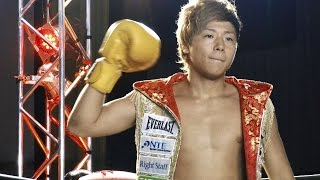 getlinkyoutube.com-Krush Fighter TAKERU in WRESTLE-1