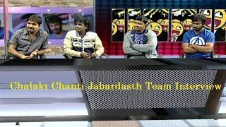 getlinkyoutube.com-Chalaki Chanti Jabardasth Team Special Interview | Ganesh Immersion Celebrations | NTv