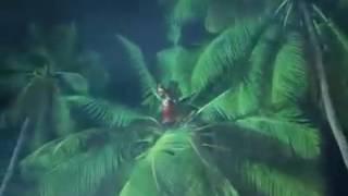 THEYYAM CLIMBING A COCONUT TREE!!