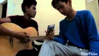 getlinkyoutube.com-Seluruh Cinta cover by Harick Azha & Khai Bahar