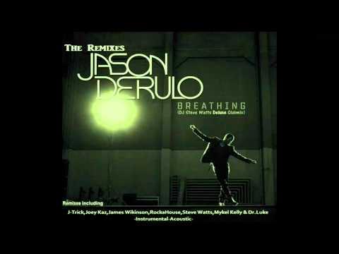 Jason Derulo - Breathing (DJ Steve Watts Deluxe Clubmix)OFFICIAL REMIX!