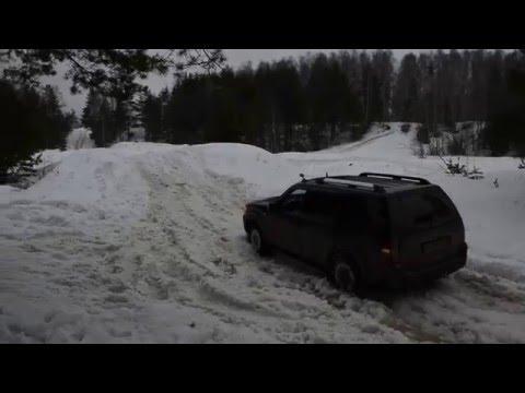 Форд эксплорер 4 на затравку