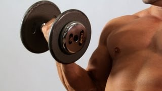 How to Do Incline Dumbbell Bicep Curl | Arm Workout