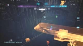 getlinkyoutube.com-Batman Arkham Origins Online Hero Gameplay: Dark Knight breaks Bane