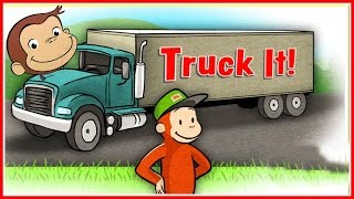 ♡ Curious George / Jorge el Curioso - Truck it - Educational Video Game For Kids English