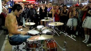 getlinkyoutube.com-Amazing Snare Drum Solo Dylan Elise 2011 Part 8/10