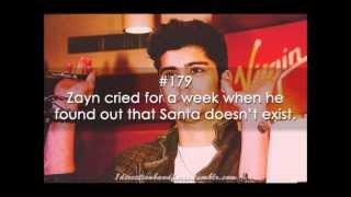 getlinkyoutube.com-One Direction - Zayn Facts