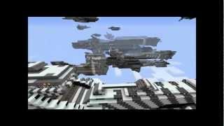 getlinkyoutube.com-Minecraft Halo fleet