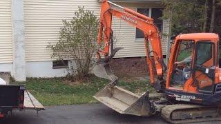 getlinkyoutube.com-Kubota excavator attachment hercules video 2