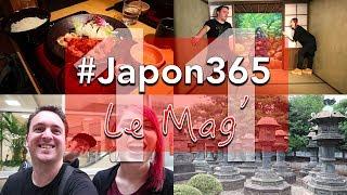 6 mois d'école de japonais à Tokyo   Le Mag' - ép.11