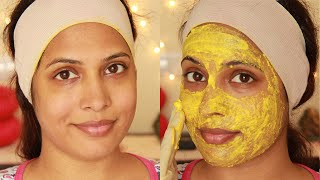 getlinkyoutube.com-How To Get Glowing Smooth Skin & Removing Unwanted Hair Naturally