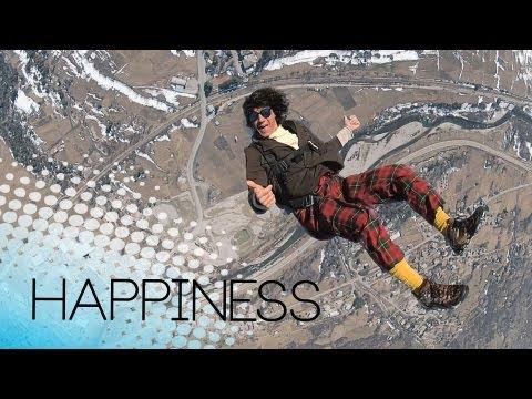 Čisté adrenalinové štěstí!