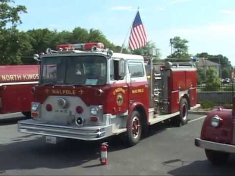 2013 Rhode Island Antique Fire Apparatus Society Muster