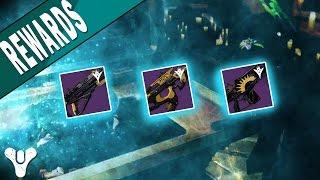 Destiny | Trials of Osiris Year 2 Rewards Loot (My Warlock)