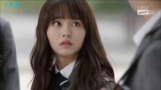 getlinkyoutube.com-12 khoảnh khắc lãng mạn của cặp đôi Yi An và Eun Bi trong School 2015