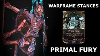 getlinkyoutube.com-Warframe Stances - Primal Fury