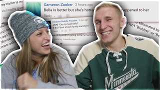 getlinkyoutube.com-Reading the FUNNIEST Comments