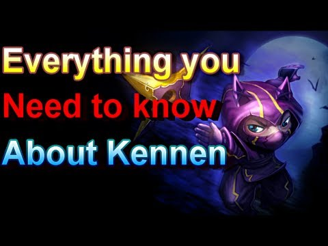 Kennen - Everything About Her - League of Legends