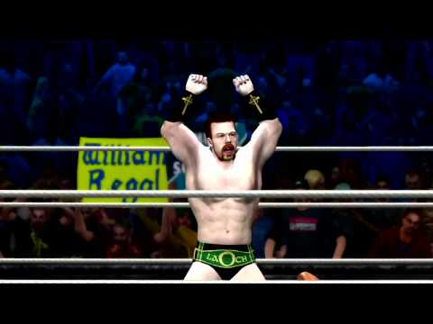 Thumbnail image for ''WWE 12' Road To WrestleMania Trailer'