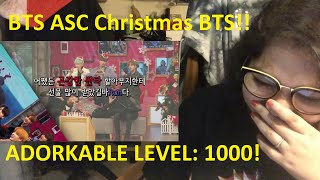 getlinkyoutube.com-BTS After School Club 'Christmas Edition' Behind The Scenes Reaction!!