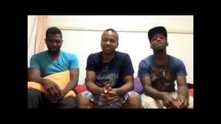 3 Soulful Guys Singing!!