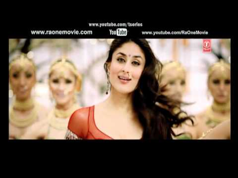 """Chammak chhalo"" (video song promo) 'Ra.One' Kareena Kapoor, Shahrukh khan"