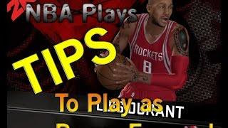getlinkyoutube.com-How to play as Power Forward PF in NBA 2k16.