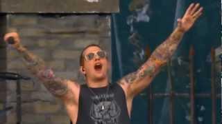 getlinkyoutube.com-Avenged Sevenfold - Afterlife (Live at Rock Am Ring 2011) ᴴᴰ