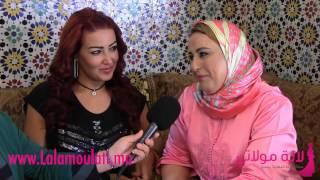 getlinkyoutube.com-مصممة الأزياء خديجة الحجوجي تعرف موقع لالة مولاتي  على ألوان الموسم