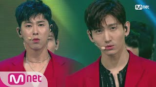 [TVXQ! - The Chance of Love] KPOP TV Show   M COUNTDOWN 180412 EP.566