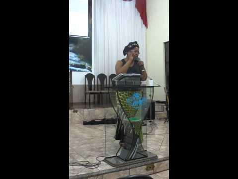 Culto de Missões com Missionária Marta na ICJ