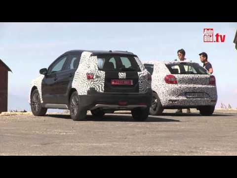 Suzuki SX4 рестайлинг 2016
